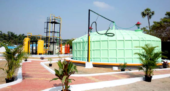 Mahindra World City Chennai- City Level Municipal Waste Management Program